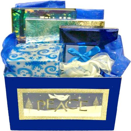Holiday Peace Gift Box