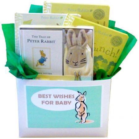 Peter Rabbit Baby Books Gift Box