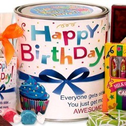 Pop-Up Birthday Surprise Pail