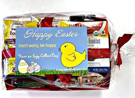 premade Easter breakfast basket
