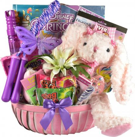 easter basket for little girls