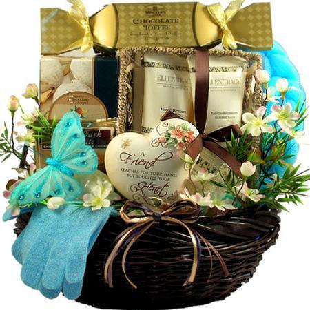 Special Friend Gift Basket