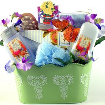 Spa Therapy, Gift Basket For Women