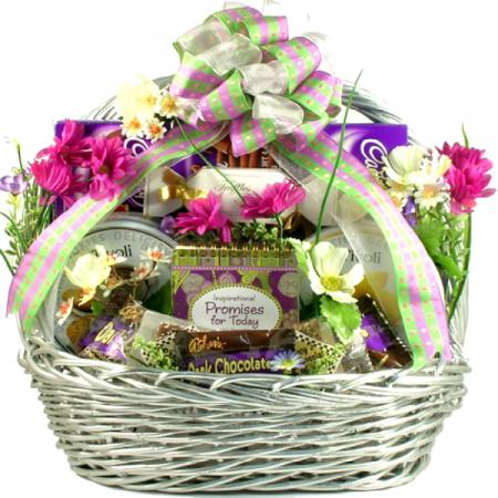 Gift Basket for Spring