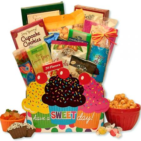 Sweet Birthday Gift Box