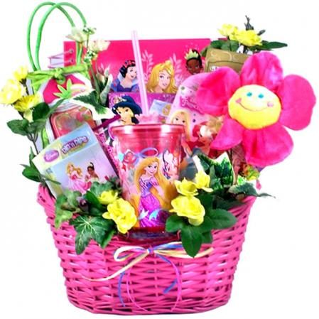 Little Princess Disney Gift Basket