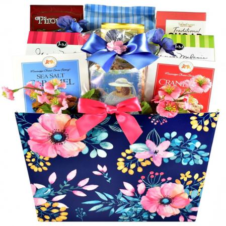 welcome gift delivery