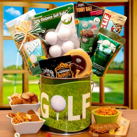 Fore! Golf Pail, A Great Gift For Any Golfer