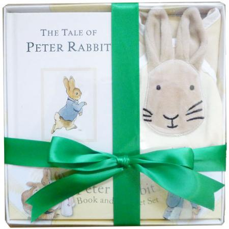 Peter Rabbit Boxed Gift Set