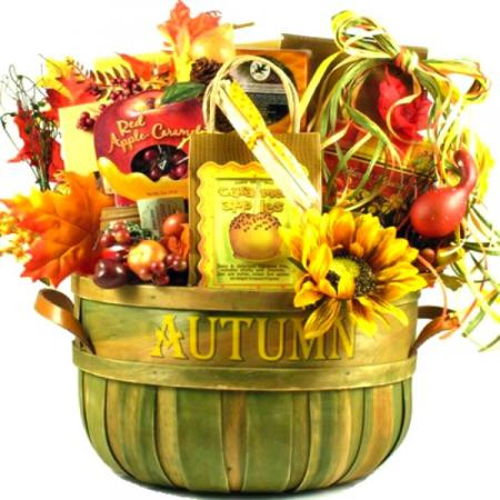 Taste of Autumn, X-Large Fall Gift Basket