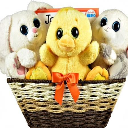 thumper friends easter basket