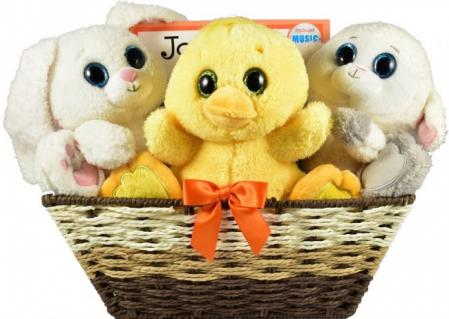Thumper and Friends, An Easter Basket For Kids