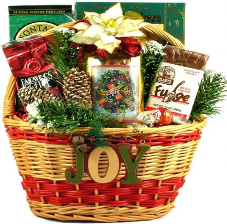 Holiday Joy Gift Basket
