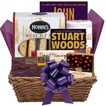 Readers Gift Basket Gift Set
