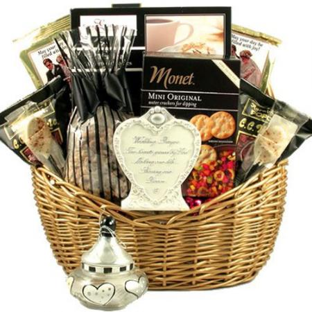 Wedding Gift Basket, Wedding Bells
