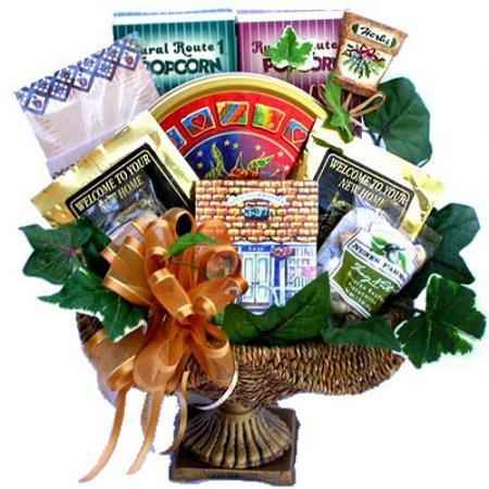 Housewarming Gift Basket Welcome Home