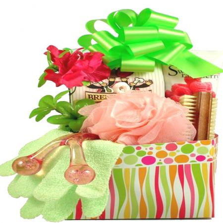 Day Spa Pamper Gift Box