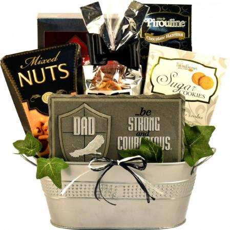 fathers day gift basket for dad