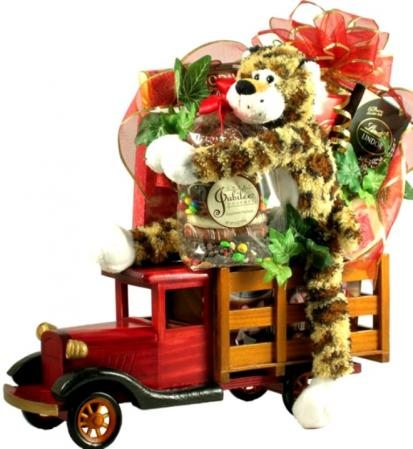 You Drive Me Wild Valentine Gift Basket
