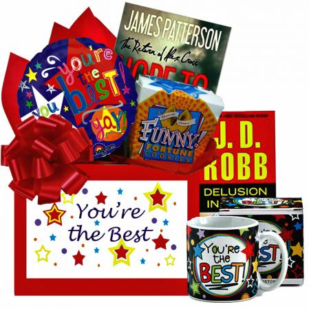 Readers Book Gift Box