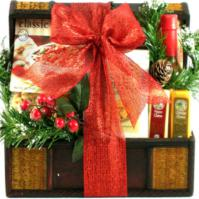 pretty-christmas-basket