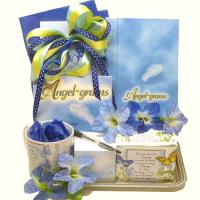 Angel Gram Sympathy Basket