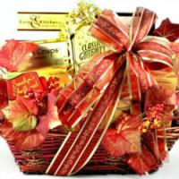 Deluxe Fall Gift Baskets
