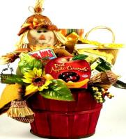 Bushels of Fun, Fall Gift Basket