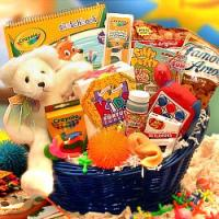 Basket of Fun Gifts For Children