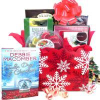 Christmas Snowflakes Gift Box