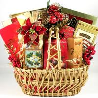 Night Before Christmas Holiday Gift Basket