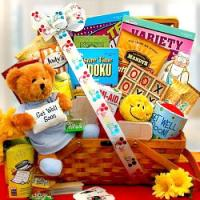 Get Well Friend Gift Basket