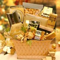 Gold Standard Gift Basket