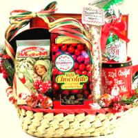 Tidings of Joy Christmas Basket