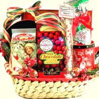 Tidings of Joy Christmas Basket