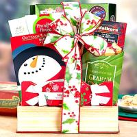 Seasonal Splendor Holiday Gift Box