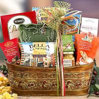 Italian Gourmet Food Basket