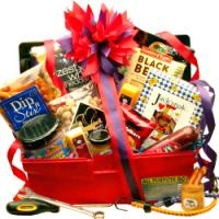 Manly Gift Basket for Men