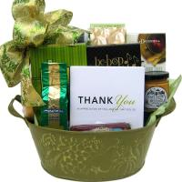 Large Thank You Gift Basket