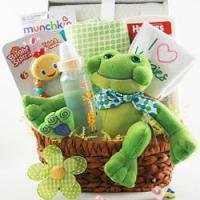 Little Munchkin Baby Basket