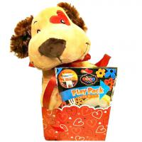 Puppy Love Kids Gift Basket for Boys and Girls