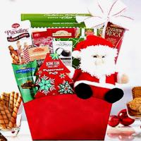 Santa's Special Gift Basket