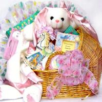 Special Delivery Baby Gift Basket