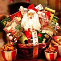 Santa Sweet Shop