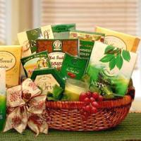 A Beautiful Sympathy Gift Basket