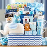 It S A Girl Baby Gift Basket