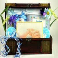Tiny Treasures, New Baby Gift Trunk
