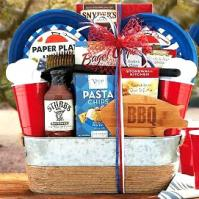 barbeque gift basket