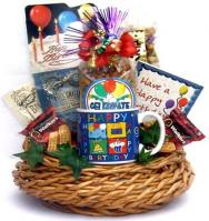 Birthday Bash Birthday Gift Basket