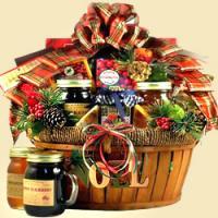 Bountiful Gift Basket